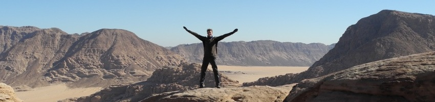 Jeeptour in Wadi Rum